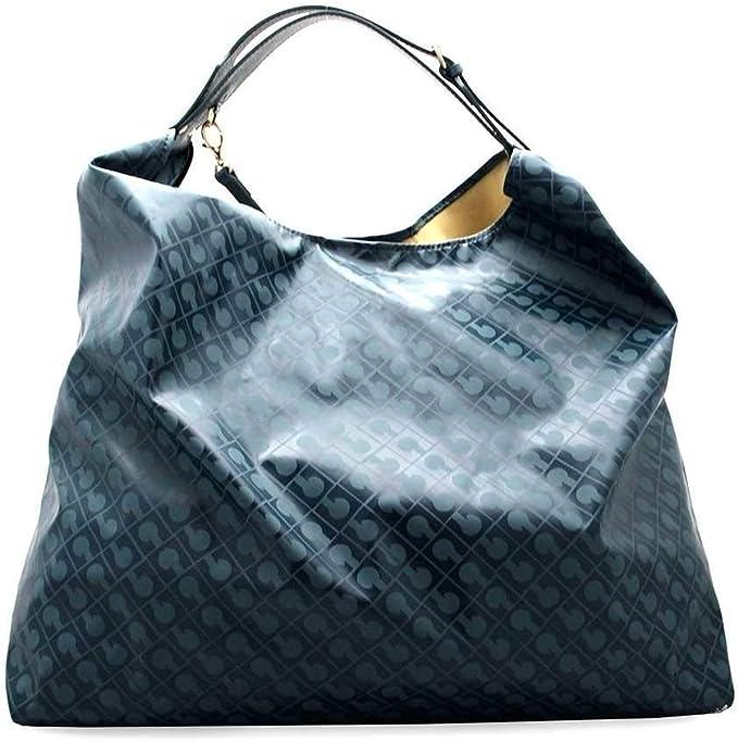 Borse Donna Gherardini.Gherardini Borsa Softy Donna Verde Gh1020 64 Amazon It