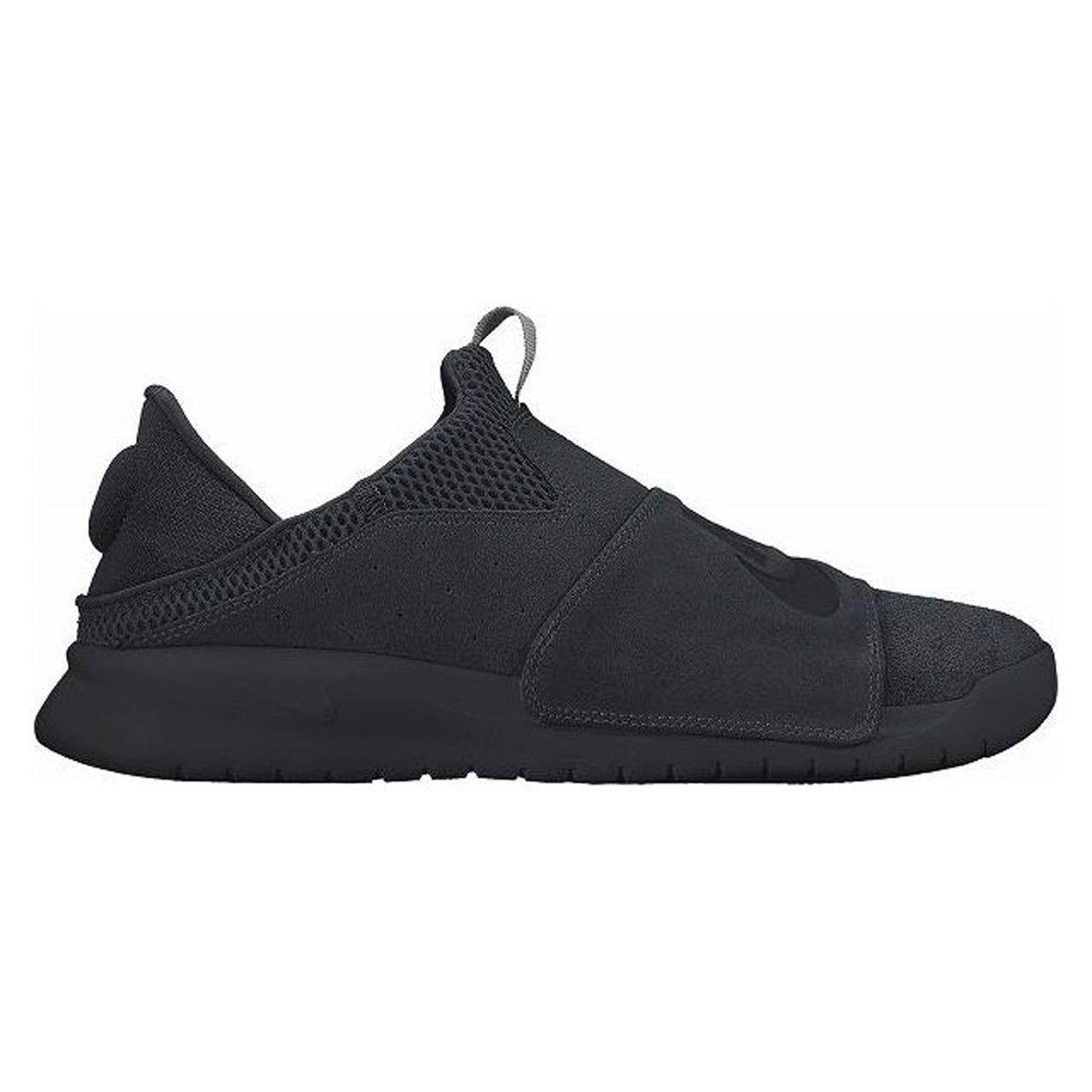 92a5c83b4 Galleon - Nike Benassi Slip Mens Casual Shoes (13 D(M) US) Black Black-Black