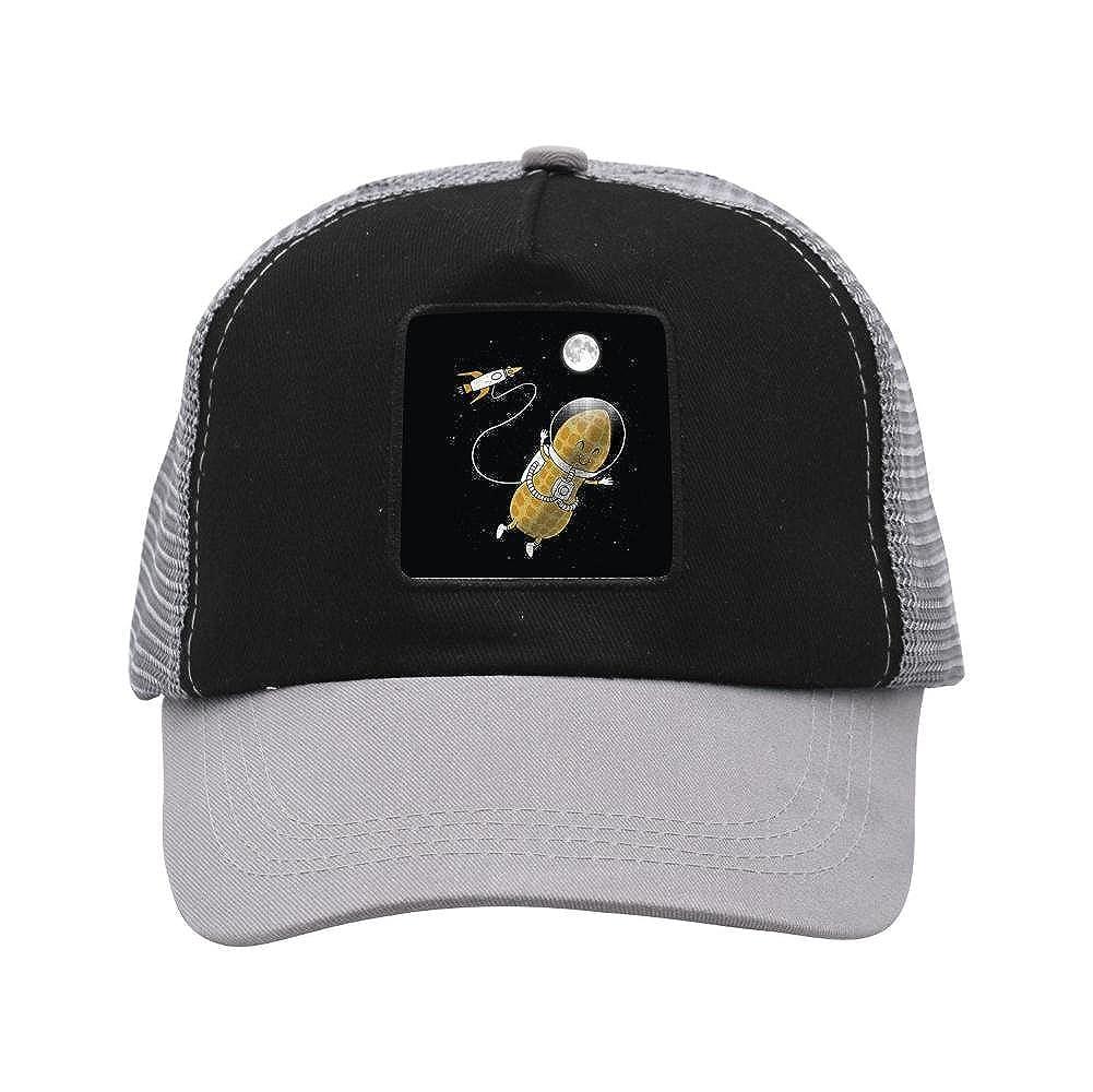 Nichildshoes hat Mesh Cap Hat for Men Women Unisex,Print Rose