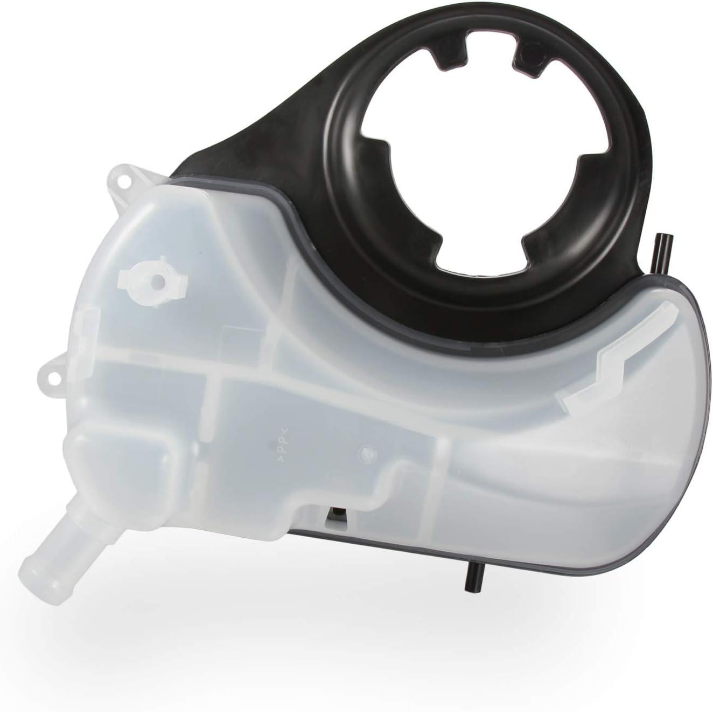 Dromedary Water Coolant Overflow Radiator Reservoir Tank For Jaguar X Type 2002-2008 C2S C2S46861