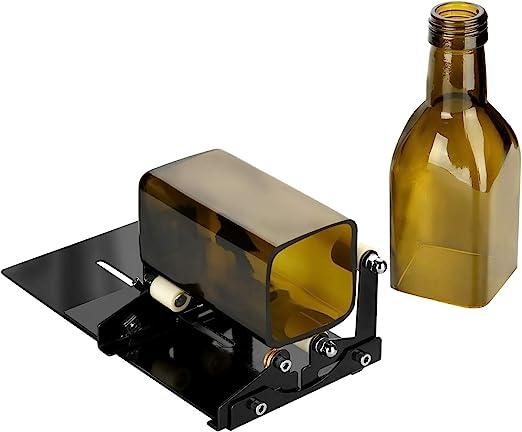 Glass Bottle Cutter Cutting Machine Tool Set Jar Wine Beer Recycle DIY Kit Craft