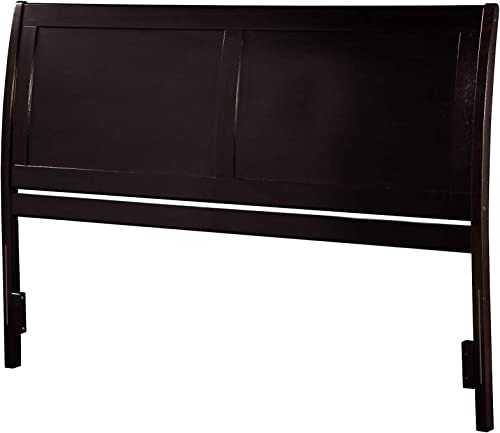 Atlantic Furniture Portland Headboard, Queen, Espresso