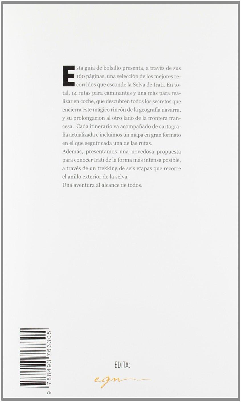 Selva de irati (Guias Conocer Navarra): Amazon.es: Aa.Vv.: Libros