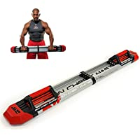 Iron Chest Master Push Up Machine - The Perfect Chest Workout Equipment for Home Workouts - Exercise Equipment Includes…