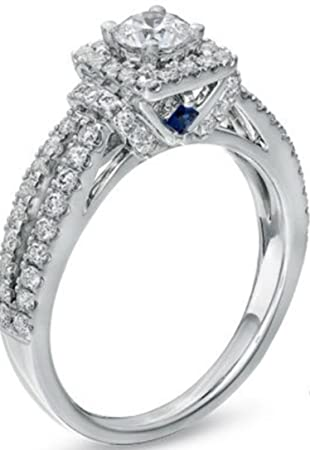 vera wang love collection engagement ring - Vera Wang Wedding Ring
