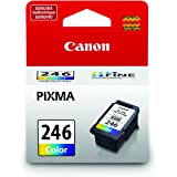 Canon CL-246 Color Ink Cartridge Compatible to iP2820, MG2420, MG2924, MG2920, MX492, MG3020, MG2525, TS3120, TS302, TS202, T