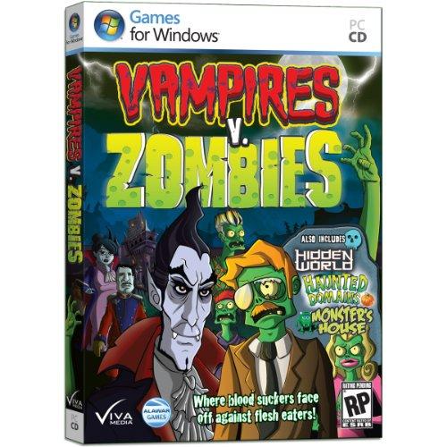 (Vampires v. Zombies - Bonus Edition)