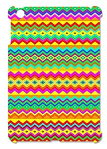 Colorful Aztec Tribal Pattern-12 iPad Mini 3D Case by Customizablestyle