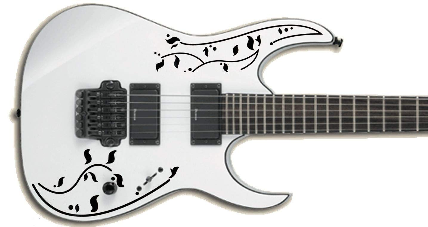 Tree Of Life Sticker Vinyl Body Guitar & Bass Pegatinas Vinilo Para Guitarra (plata): Amazon.es: Instrumentos musicales