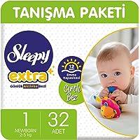 Sleepy Extra Günlük Aktivite Bezi 1 Numara Yenidoğan