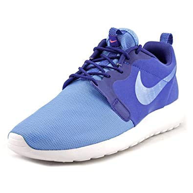 7b23ca40ca02 NIKE ROSHERUN HYP Mens Sneakers GAME ROYAL DEEP ROYAL BLUE WHITE UNIVERSITY  BLUE
