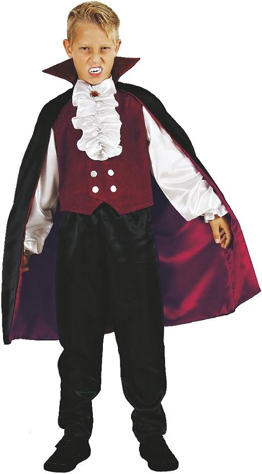Mortino Disfraz de disfraces para niños Vampire Edie Halloween ...