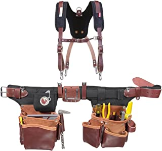 product image for Occidental Leather 9550 Adjust-to-Fit Pro Framer Bundle w/ 5055 Stronghold Suspension System (2 Pieces)