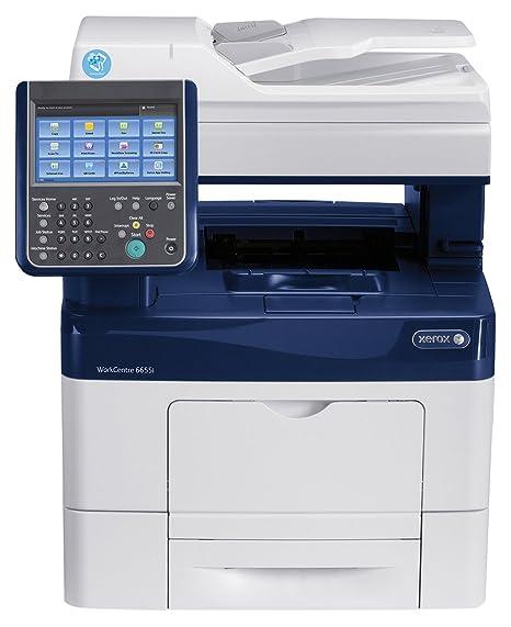 Xerox WorkCentre 6655IV_X Multifuncional Laser 35 ppm 2400 x ...