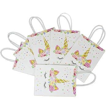Paquete de 12 bolsas de regalo de fiesta con diseño de ...