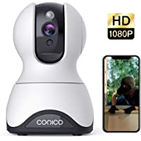 Pet Camera, Security Camera Conico 1080P HD Wireless Camera with Sound Motion Detection… photo
