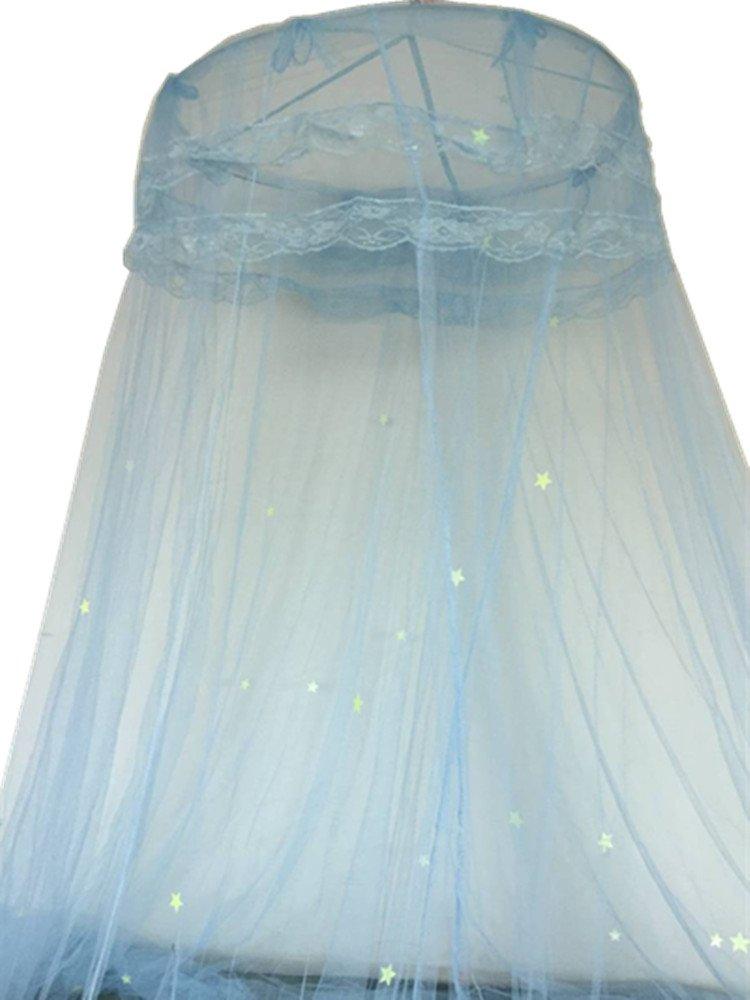 LYH Ciel de lit moustiquaire lumineuse
