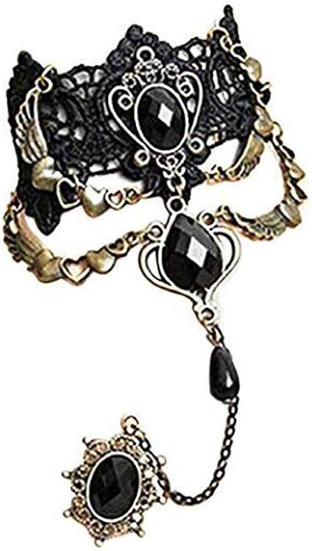 Bijoux Fantaisie Cadeau pour Femme Fille pour Anniversaire No/ël et F/êtes Bracelet Jonc Feuille Ouvert Taille R/églable Style Boh/ême SANDIN Bracelet Femme