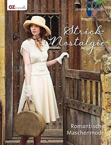 Strick-Nostalgie: Romantische Maschenmode