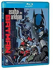 Batman: Asalto En Arkham [Blu-ray]
