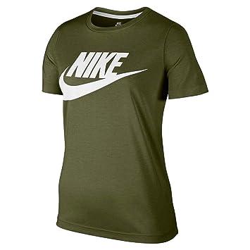 11ba9bf204 Nike Women s Essentials Hbr T-Shirt  Amazon.co.uk  Sports   Outdoors