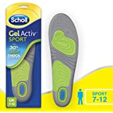 Scholl GelActiv Insole Sport (Men), 2 Count, sizes 7-12