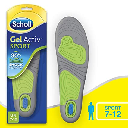 Scholl Gel Activ Open Shoes Insoles UNBOXING