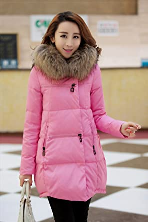 34ae885e04d Sugarbaby Stylish New Coats & Jackets New Parka Hooded Winter Jacket Women  Artificial Fur Collar Winter
