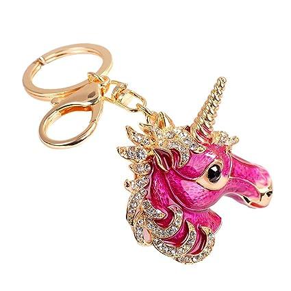 unicorno portachiavi  CAOLATOR portachiavi unicorno portachiavi lega portachiavi ...