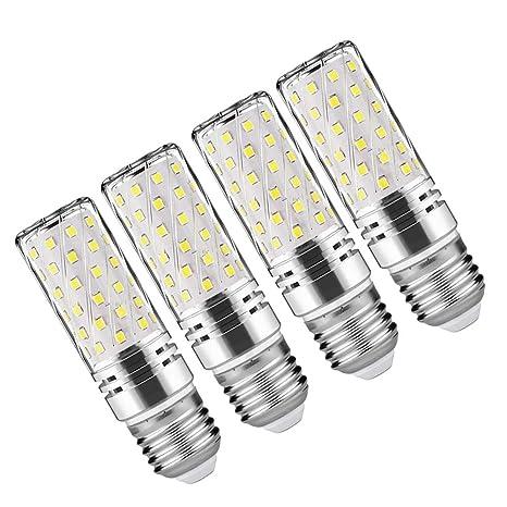 LED Maíz Bombillas LED E27 15W 6000K Blanco Frío LED Candelabros bombillas Equivalente Incandescente Bombilla 120W