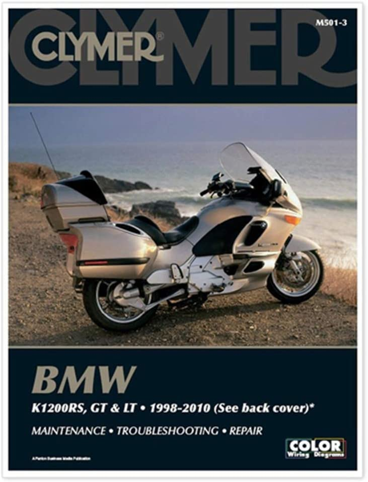 Clymer BMW K1200RS, K1200GT & K1200LT (1998-2010) (53200) on s1000rr wiring diagram, bmw wiring diagram, goldwing wiring diagram, r75/5 wiring diagram, k1600 gtl wiring diagram, f800s wiring diagram, rc51 wiring diagram, accessories wiring diagram, street glide wiring diagram, st1300 wiring diagram, v92c wiring diagram, r1100rt wiring diagram, cbr600rr wiring diagram, f650gs wiring diagram, vt1100 wiring diagram, f650 wiring diagram, r1150gs wiring diagram, gl1500 wiring diagram, k1300s wiring diagram, r100rt wiring diagram,