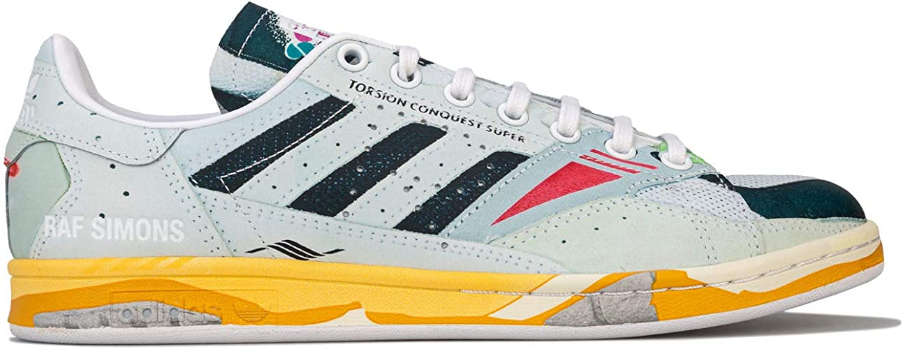 adidas Originals Baskets RS Torsion Stan Smith Blanc Noir