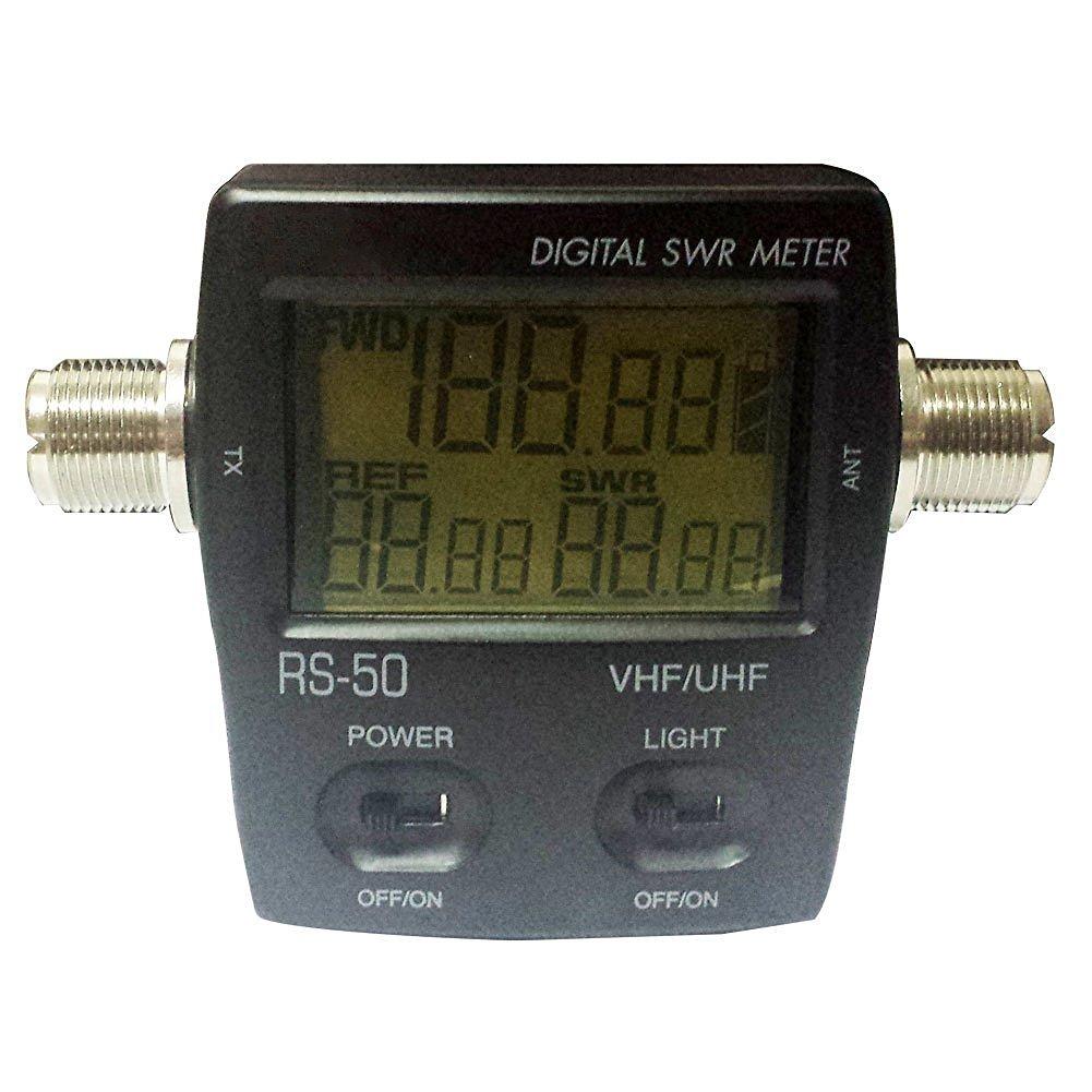 Tenq Rs-50 Digital Power SWR Meter SWR Meter 125-525mhz