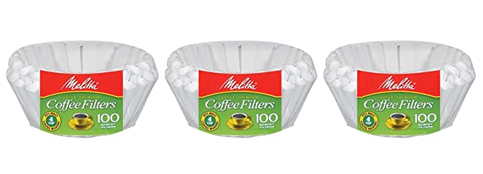 Top 10 Melitta 4 White Coffee Filters