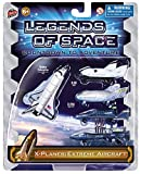 Legends of Space X-Planes: Extreme Aircraft
