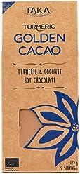 Taka Turmeric Organic Golden Cacao, 125 g