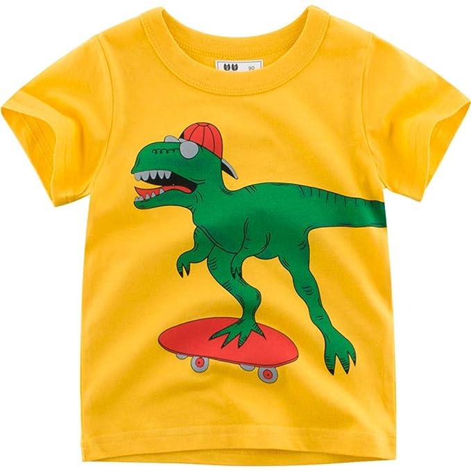Innerternet-Camiseta de niño, Bebes Niños Moda de Verano Europea y ...