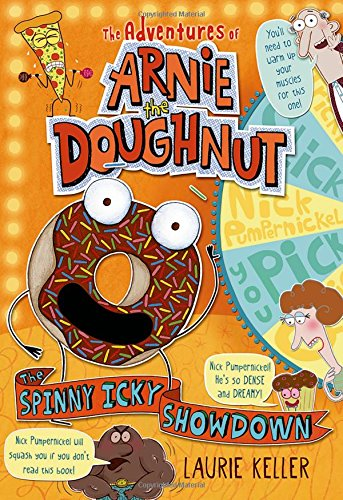 Read Online The Spinny Icky Showdown: The Adventures of Arnie the Doughnut pdf