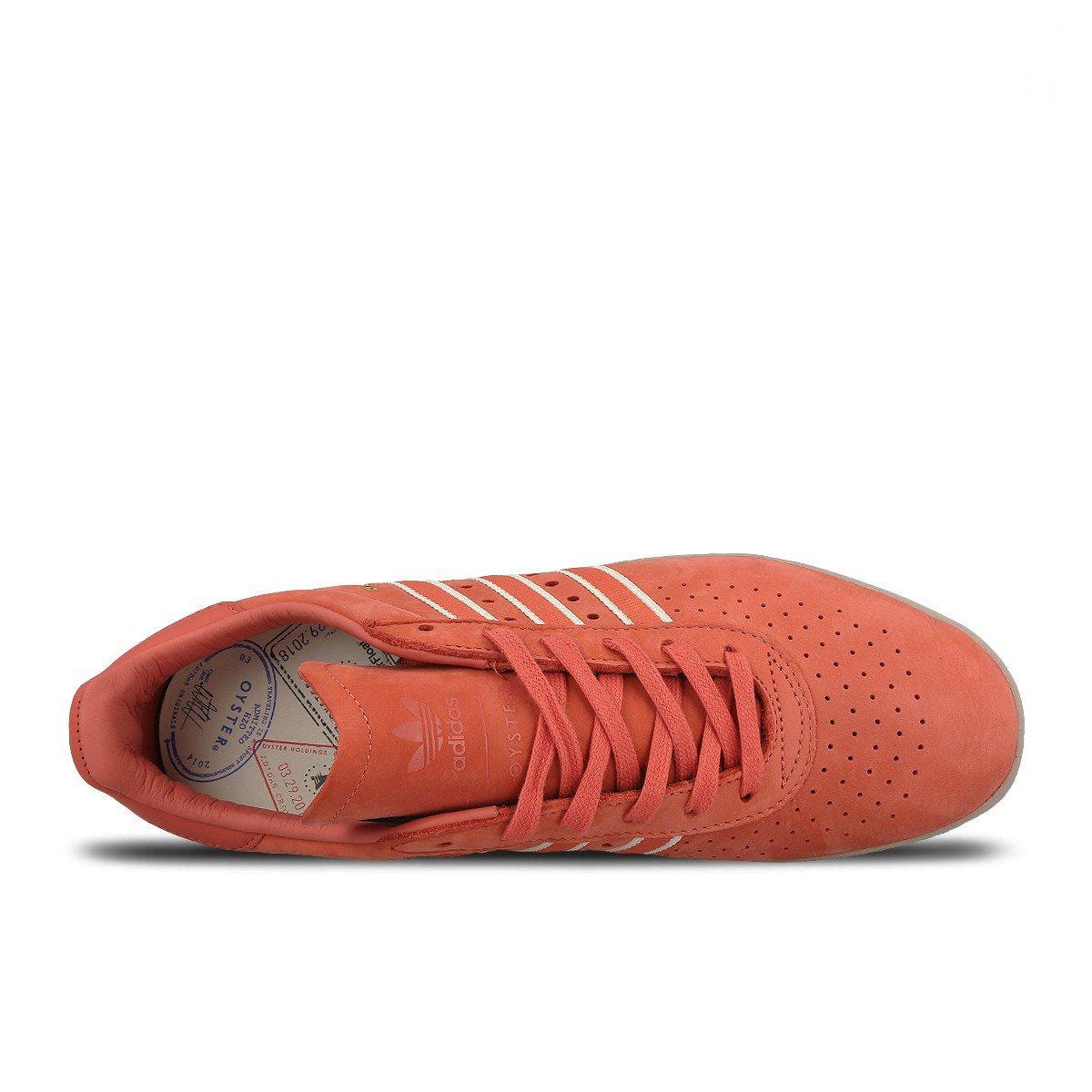 the best attitude 2ff34 0804d Amazon.com  adidas Men Oyster Holdings 350 (redTrace ScarletChalk  WhiteMetallic Gold)  Fashion Sneakers