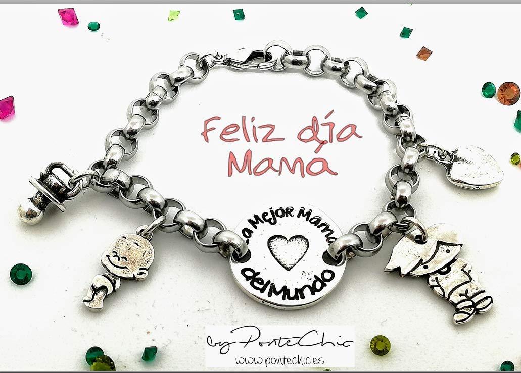 DIA DE LA MADRE Pulsera Tem/áticaDE LA MAM/Á