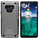 Galaxy Note 9 Case, Samsung Note 9 Case [Soft TPU