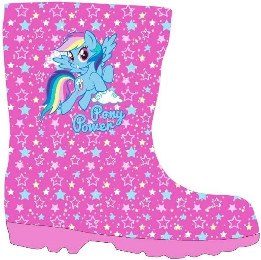 My Little Pony Girls Wellington Boots Rubber Wellies