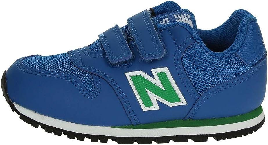 new balance bambini verdi blu