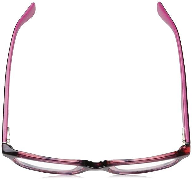 VOGUE Monture lunettes de vue VO 2787 2061 Noir/Rouge cerise à rayures 51MM UbVj2OfW