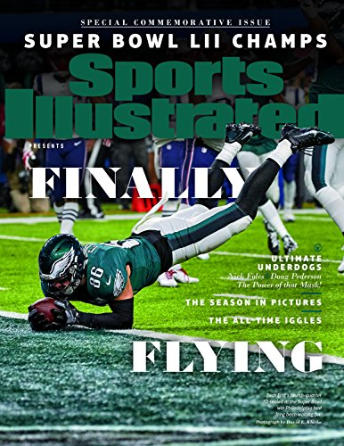 Sports Illustrated Philadelphia Eagles Super Bowl Champions Commemorative Issue