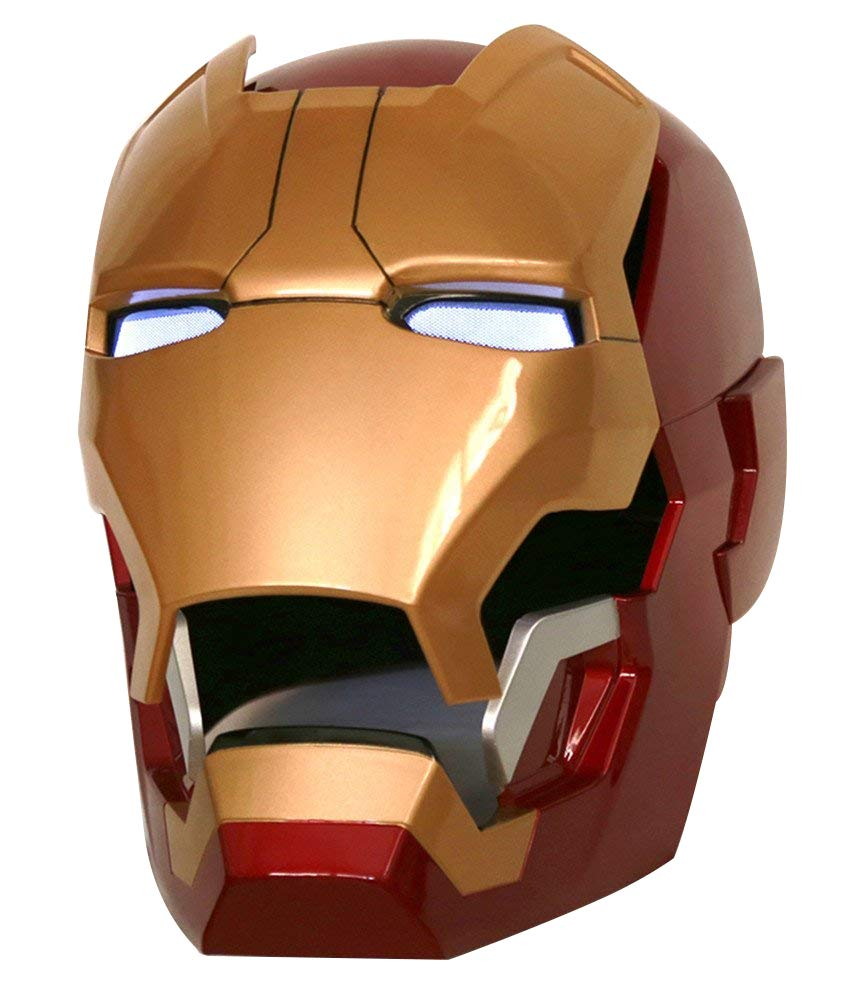 Gmasking Electronic Open/Close MK42 Wearable Helmet 1:1 Cosplay Props Replica (No Included Batteries)