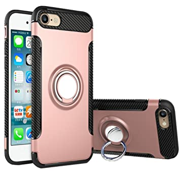 coque iphone 8 bague