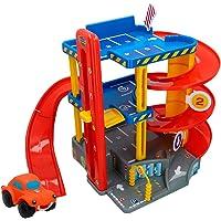 Motor Town - Parking de juguete con coche