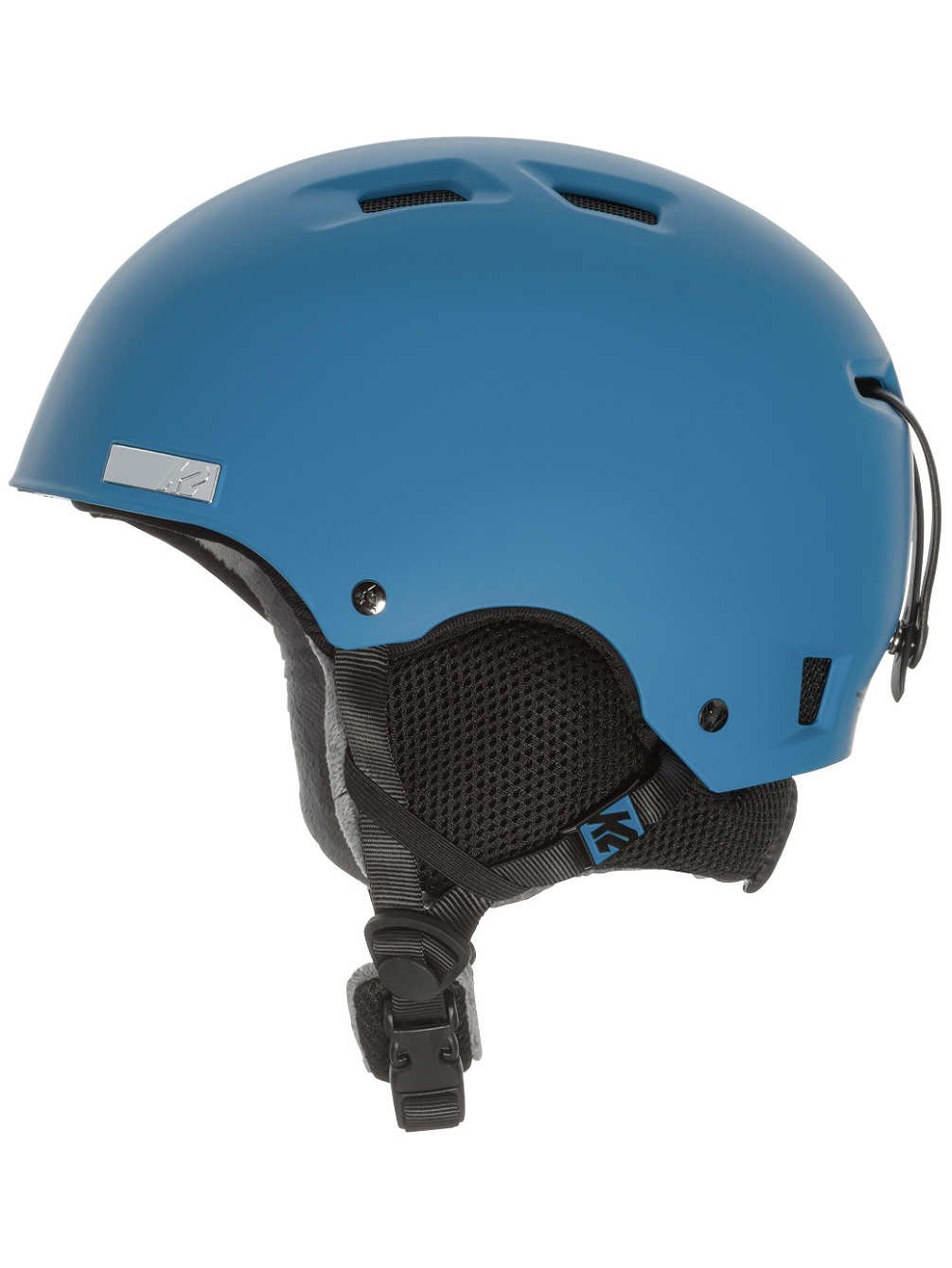 K2 Skis Damen/Herren Skihelm Verdict, blau, S (51-55cm), 1054005.1.6.S Helm