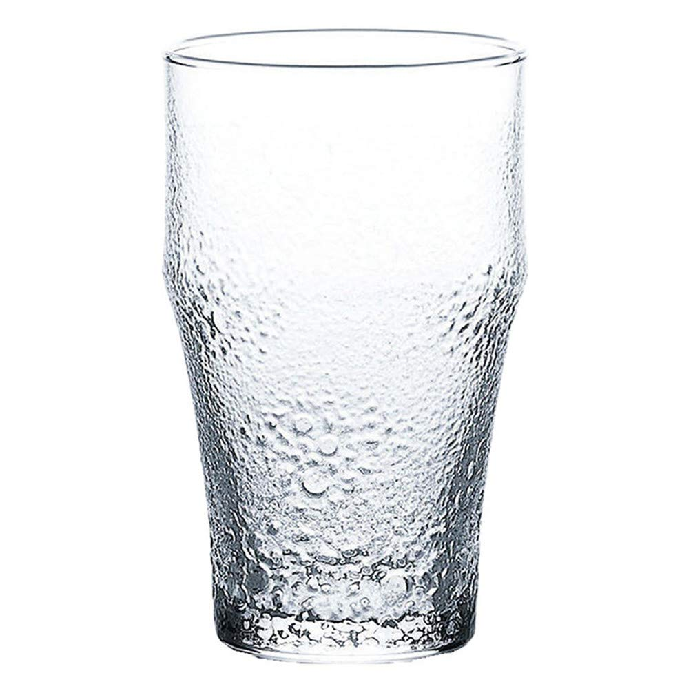 Flowing Glass Strengthening Thickening Household Japanese Juice Lead-free Transparent Dessert Juice Salad Milk Coffee Creative Cup